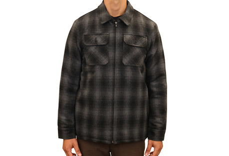 Mountain and Isles Sherpa Lined Wool Jacket - Men's