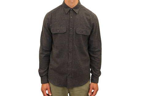 Mountain and Isles Chambray Woven Shirt - Men's