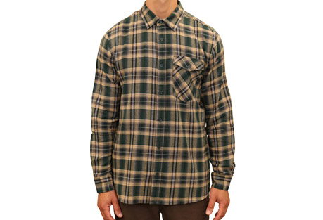 Mountain and Isles Plaid Flannel - Men's
