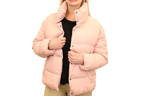 Mountain and Isles Wide Quilted Jacket - Women's