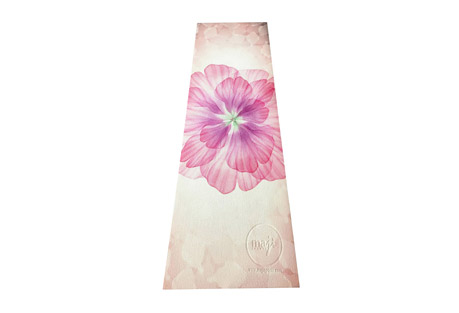 Maji Multi Colored Laser Printed Yoga Mat