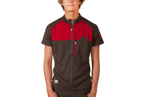 maloja Ray M 1/2 Zip Jersey - Men's
