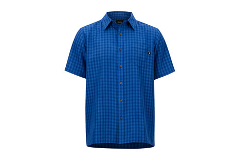 Marmot Eldridge Short Sleeve Shirt - Men's