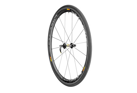 Mavic Cosmic Carbone 40 Tubular Wheel System