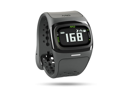 Mio ALPHA 2 HR Watch - Regular