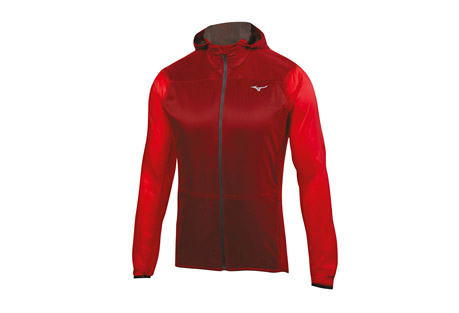 Mizuno Breath Thermo Hoody Jacket - Men's