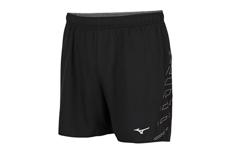 Mizuno Venture Print 5.5 SQ Short - Men's
