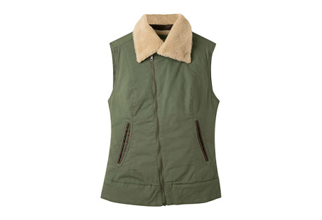Mountain Khakis Ranch Shearling Vest - Women's