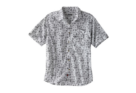 Mountain Khakis Adventurist Signature Print Shirt - Men's