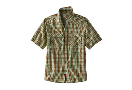 Mountain Khakis Scrambler Short Sleeve Shirt - Men's