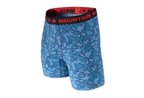 Mountain Khakis Bison Boxer Brief Print - Men's