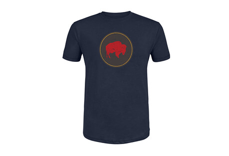 Mountain Khakis Bison Patch T-Shirt - Men's