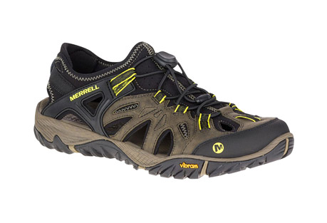 Merrell All Out Blaze Sieve Shoes - Men's