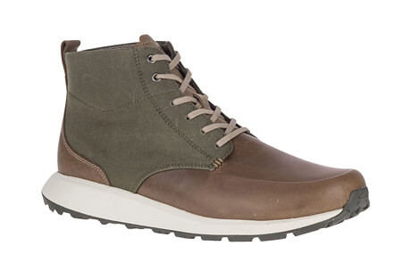 Merrell Ashford Mid Canvas Boots - Men's