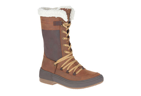 Merrell Haven Tall Lace Polar WP Boots - Women's