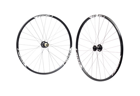 Mercury X3-XC Wheelset