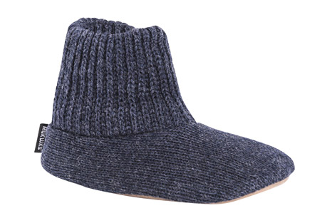 MUK LUKS Morty Ragg Wool Slipper Socks - Men's