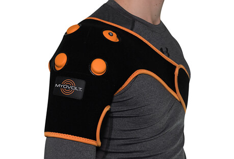 Myovolt Shoulder Wearable Recovery Kit