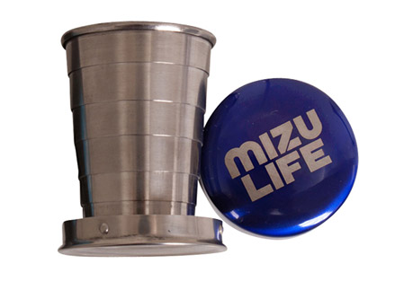 Mizu 10 Shot Glass Set