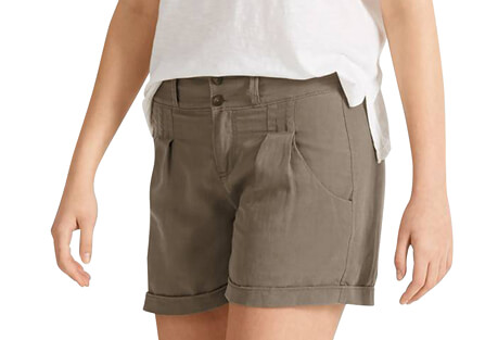 Nau Flaxible Short - Women's