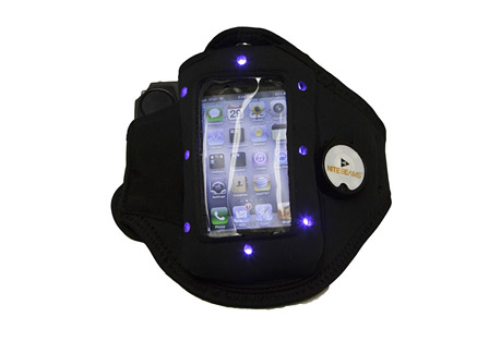 Nite Beams LED Safety Armpouch - Small: 10