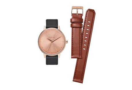 Nixon Kensington Leather Watch Pack - Women's