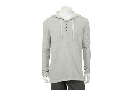 North River Apparel Terry Hoodie Long Sleeve - Men's