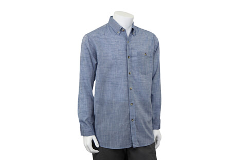 North River Apparel Oxford Button Up Long Sleeve - Men's