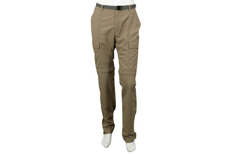 North River Apparel Nylon Zip Off Utility Pant 32