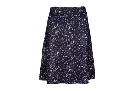 North River Apparel Print Jersey Knit Skirt - Women's