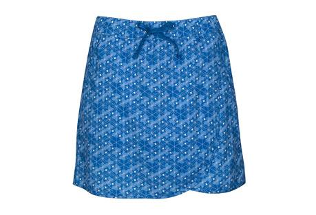 North River Apparel Print Stretch Woven Skort - Women's