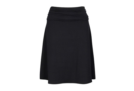 North River Apparel Solid Jersey Knit Skirt - Women's