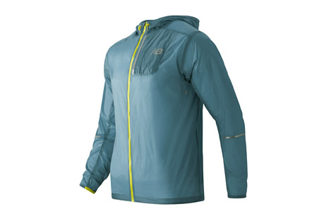 New Balance Lite Packable Jacket - Men's