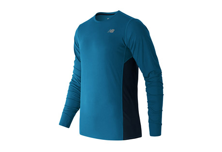 New Balance Accelerate Long Sleeve - Men's