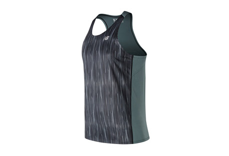 New Balance Accelerate Graphic Singlet - Men's