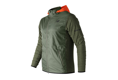 New Balance N Transit Jacket - Men's