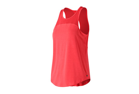 New Balance Mesh Layer Tank - Women's