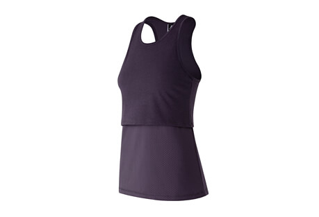 New Balance 247 Sport Layered Tank - Women's