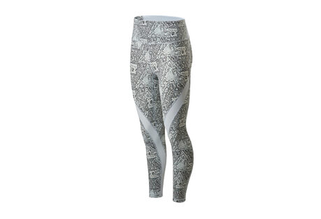New Balance Evolve Printed Tight 2.0 - Women's