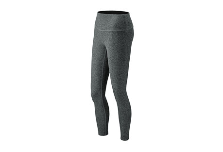 New Balance High Waist Space Dye Legging - Women's