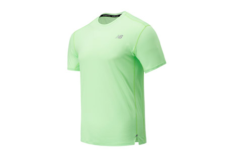 New Balance Impact Run Short Sleeve - Men's