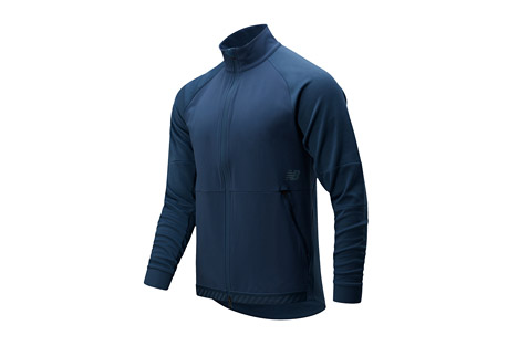 New Balance Q Speed Run Crew Jacket - Men's