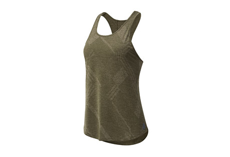 New Balance Q Speed Fuel Jacquard Tank - Women's
