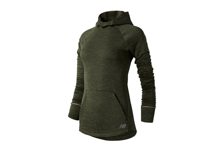 New Balance Heat Grid Hoodie - Women's