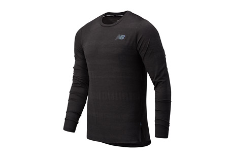 New Balance Q Speed Fuel Jacquard LS - Men's