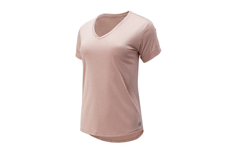 New Balance Sport Heathered Tee - Women's
