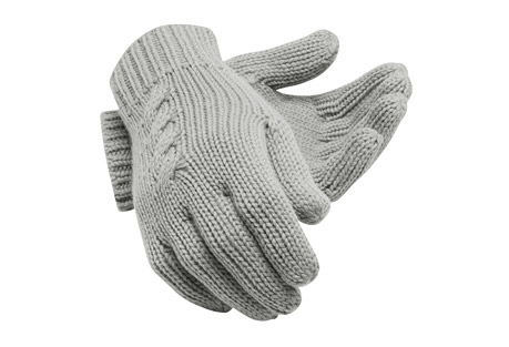 New Balance Lux Knit Gloves - Women's
