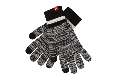 New Balance Striped Gloves