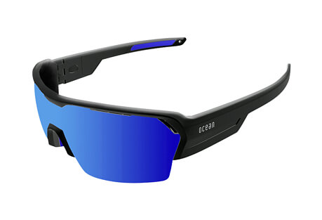 Ocean Sunglasses Race Polarized Sunglasses