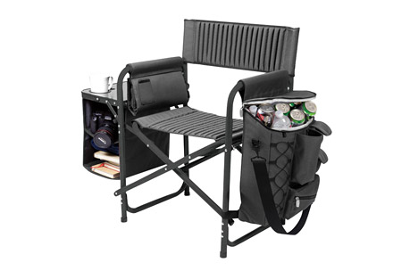 Oniva Fusion Backpack Chair with Cooler